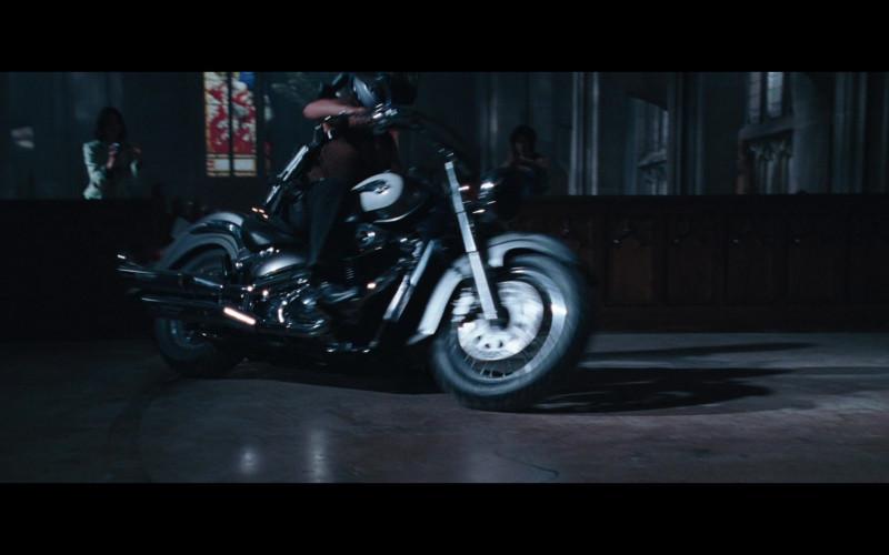 Suzuki Intruder Motorcycle in Resident Evil Apocalypse (2004)
