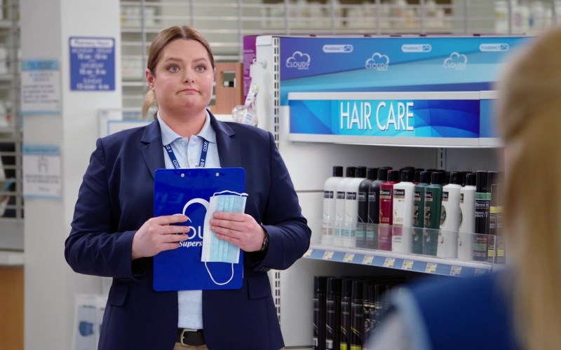 TRESemmé in Superstore S06E05 Hair Care Products (2021)