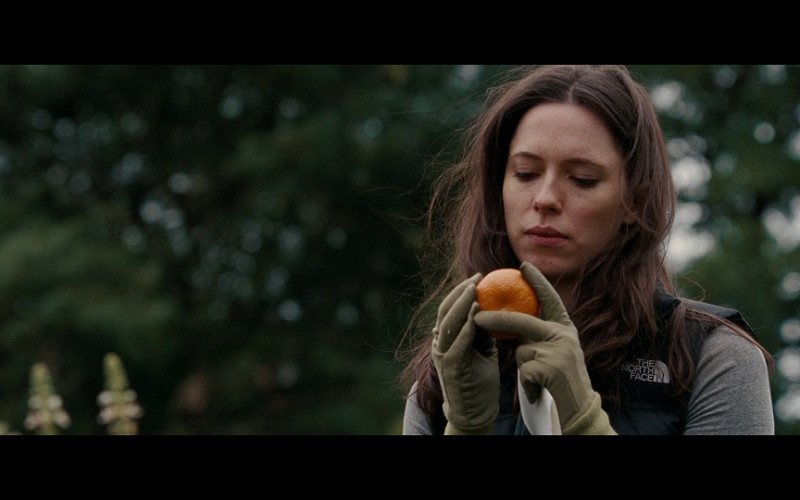The North Face Women's Vest of Rebecca Hall as Claire Keesey in The Town (2010)
