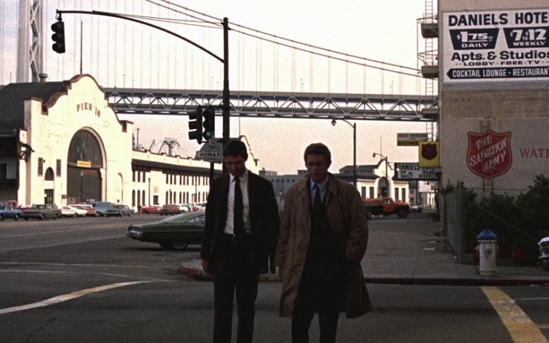 The Salvation Army in Bullitt (1968)
