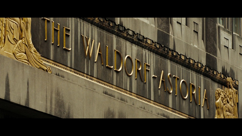 The Waldorf Astoria, New York Hotel in The Taking of Pelham 123 (2009)