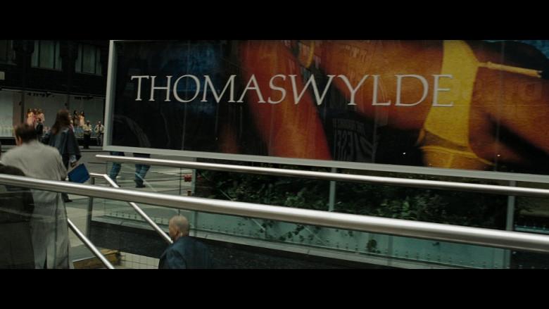 Thomas Wylde in The Taking of Pelham 123 (2009)