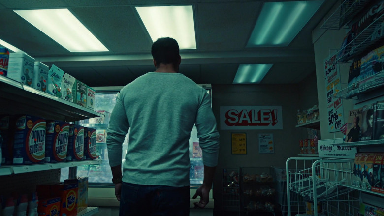 Tide Laundry Detergents in American Gods S03E03 Ashes and Demons (2021)