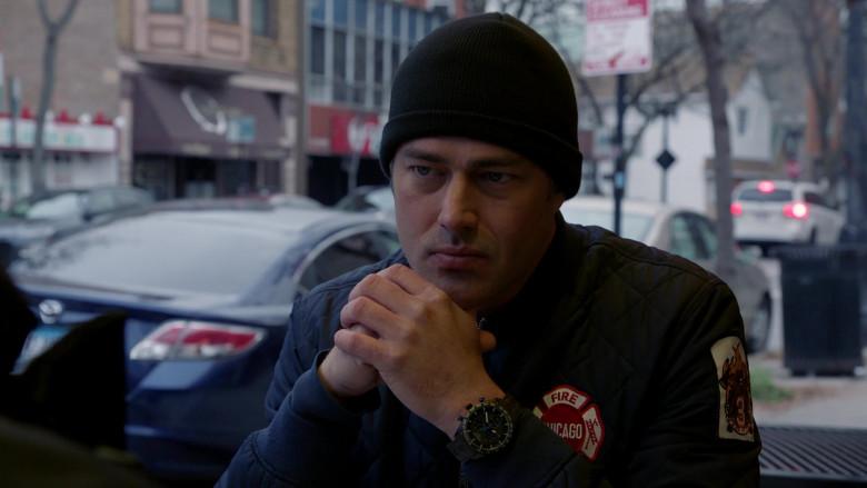 Tissot T-Sport PRS 516 Men's Watch of Taylor Kinney as Kelly Severide in Chicago Fire S09E04