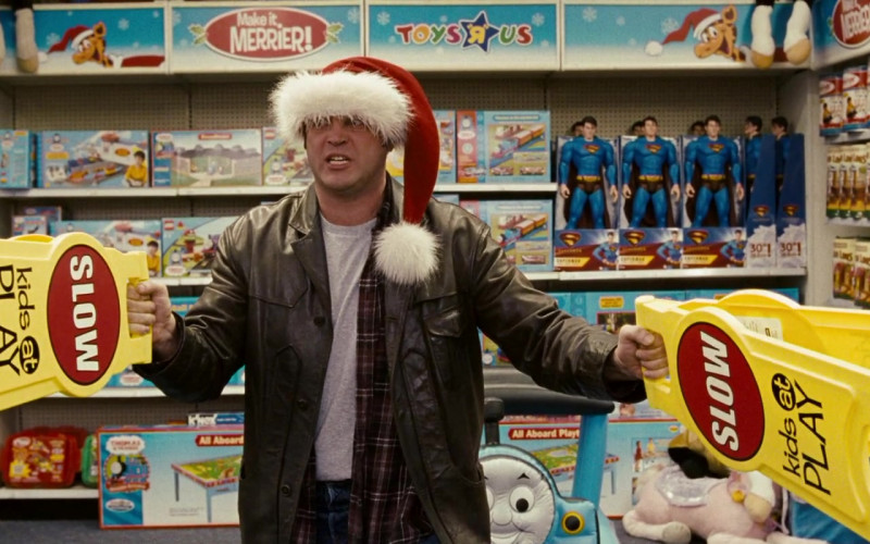 Toys R Us Store in Fred Claus (2007)