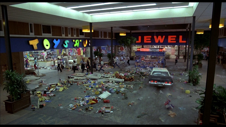 Toys'R'us Store in The Blues Brothers (1980)
