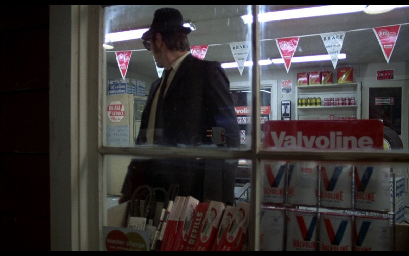 Valvoline in The Blues Brothers (1980)