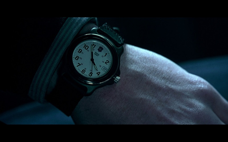 Victorinox Swiss Army Men's Watch in Don't Say a Word (2001)