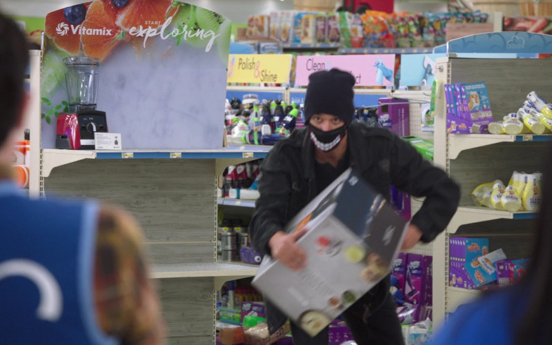 Vitamix High Performance Blender in Superstore S06E06 Biscuit (2021)
