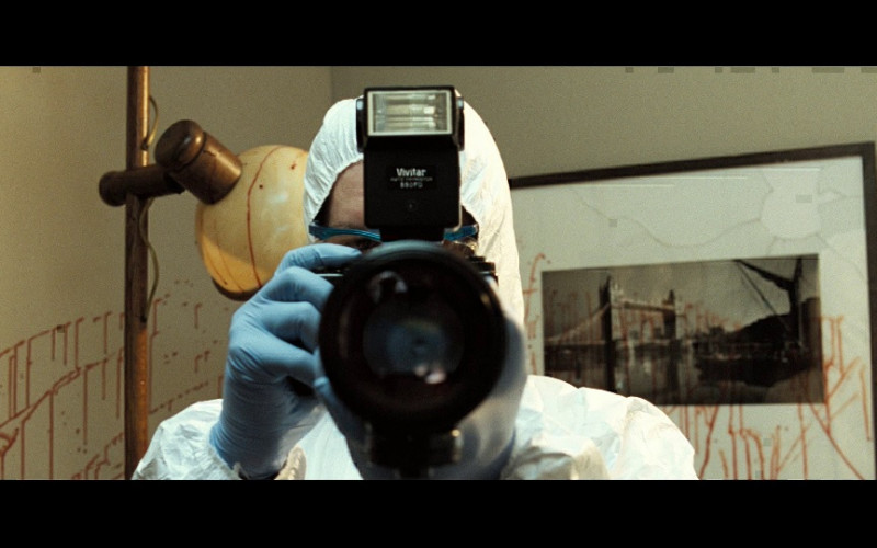 Vivitar in Hot Fuzz (2007)