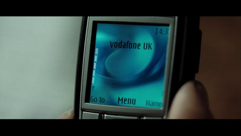 Vodafone UK Telecommunications in Hot Fuzz (2007)