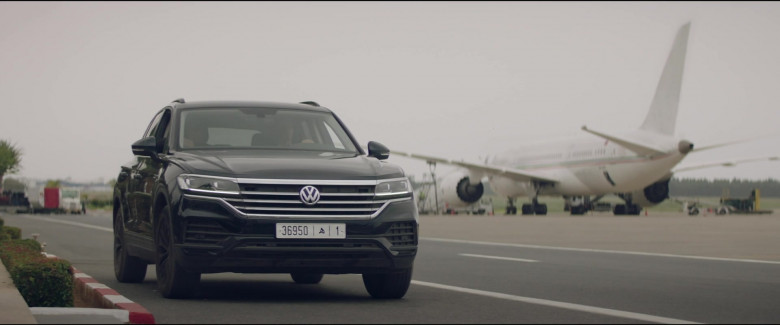 Volkswagen Touareg Car in Redemption Day 2021 Movie (1)