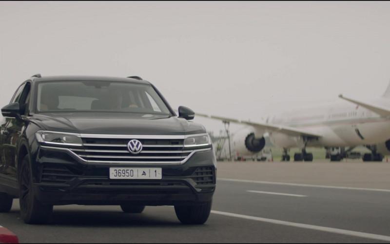 Volkswagen Touareg Car in Redemption Day 2021 Movie (1)