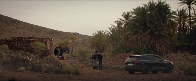 Volkswagen Touareg Car in Redemption Day 2021 Movie (5)