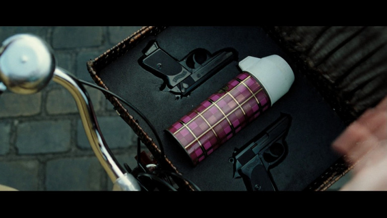 Walther PPK Pistols in Hot Fuzz (2007)