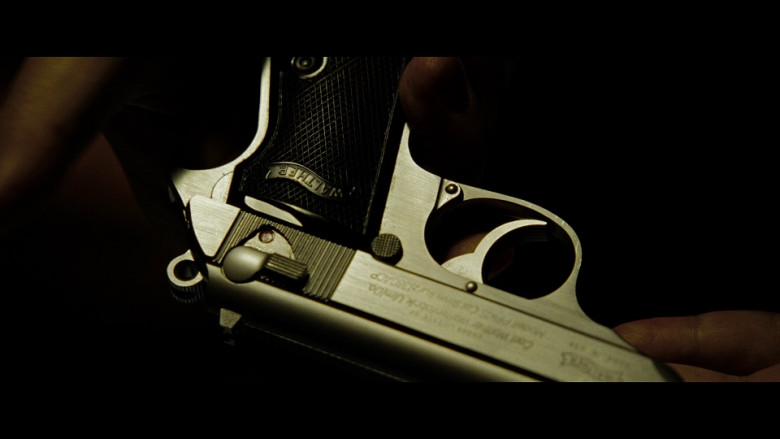 Walther PPK-S Pistol in The Taking of Pelham 123 (2009)
