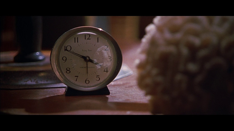 Westclox Baby Ben Clock in Don't Say a Word (2001)