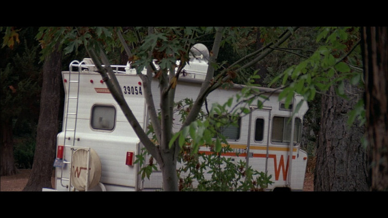 Winnebago Motorhome in A View to a Kill (1985)