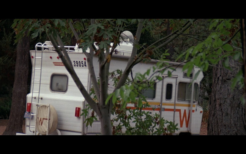 Winnebago Motorhome in A View to a Kill (1985)