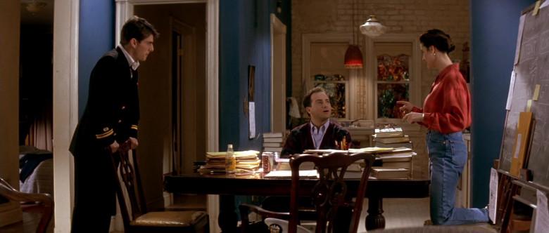 Yoo-Hoo and Diet Coke Drinks in A Few Good Men 1992 Film (2)