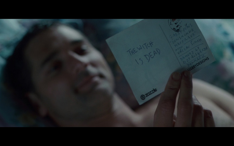 Zazzle Postcard in Hanna (2011)
