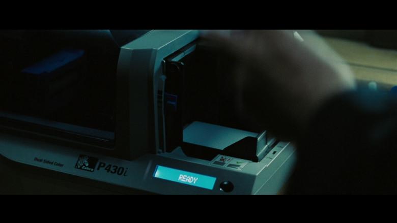 Zebra P420i Card Printer in Eagle Eye (2008)