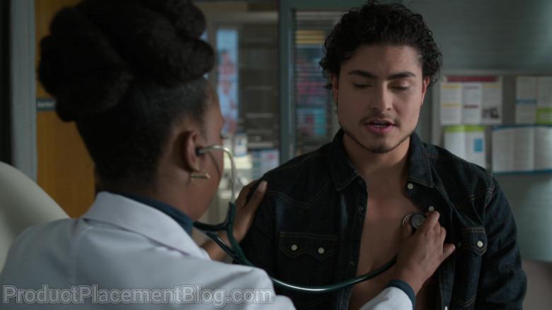 3M Littmann Stethoscope Used by Bria Henderson as Dr. Jordan Allen in The Good Doctor S04E09