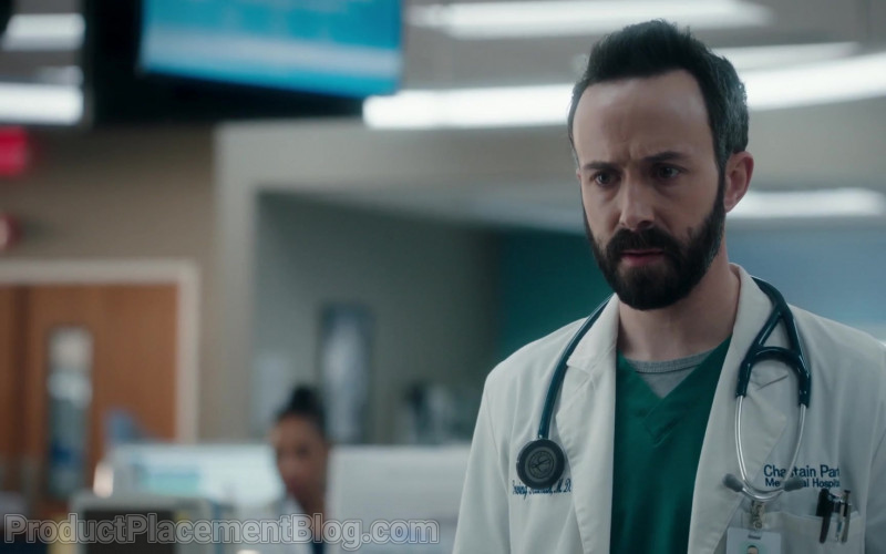 3M Littmann Stethoscope Used by Tasso Feldman as Irving Feldman in The Resident S04E06 Requiems & Revivals (2021)