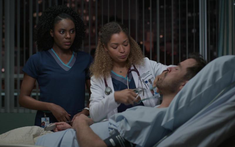 3M Littmann Stethoscope in The Good Doctor S04E10