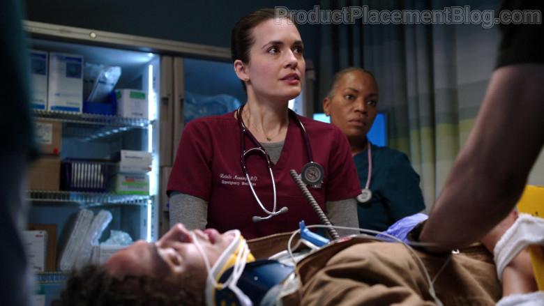 3M Littmann Stethoscope of Torrey DeVitto as Dr. Natalie Manning in Chicago Med S06E06 (1)