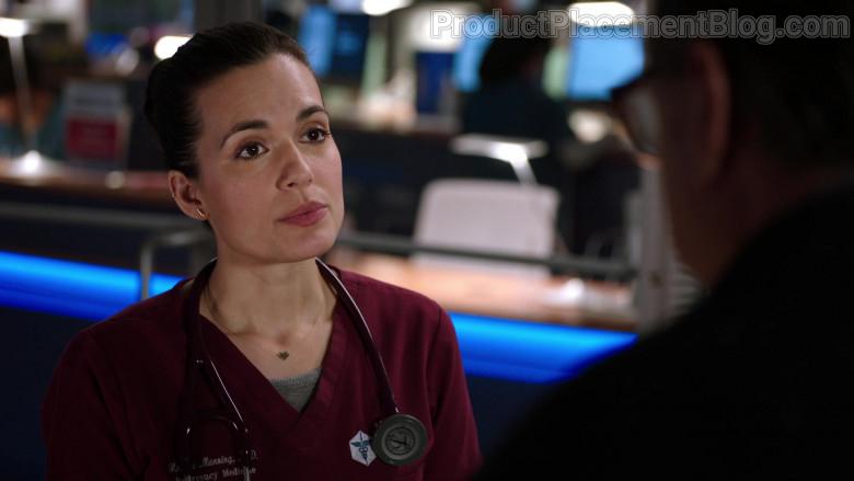 3M Littmann Stethoscope of Torrey DeVitto as Dr. Natalie Manning in Chicago Med S06E06 (2)