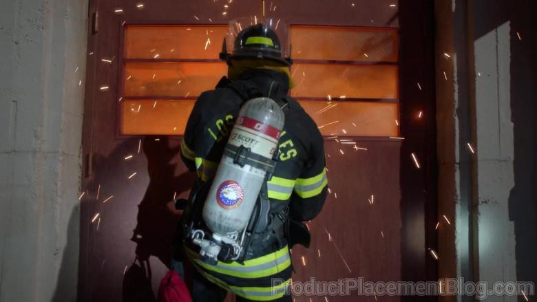 3M Scott Fire & Safety Equipment in 9-1-1 S04E05 (1)