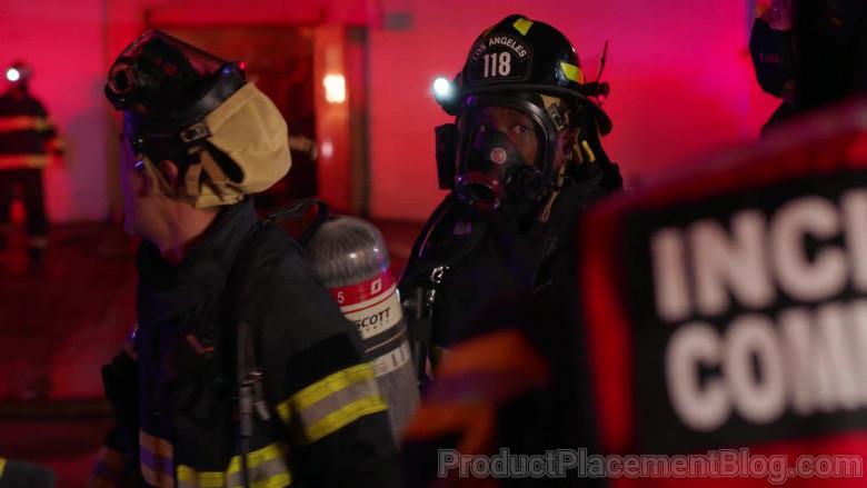 3M Scott Fire & Safety Equipment in 9-1-1 S04E05 (2)