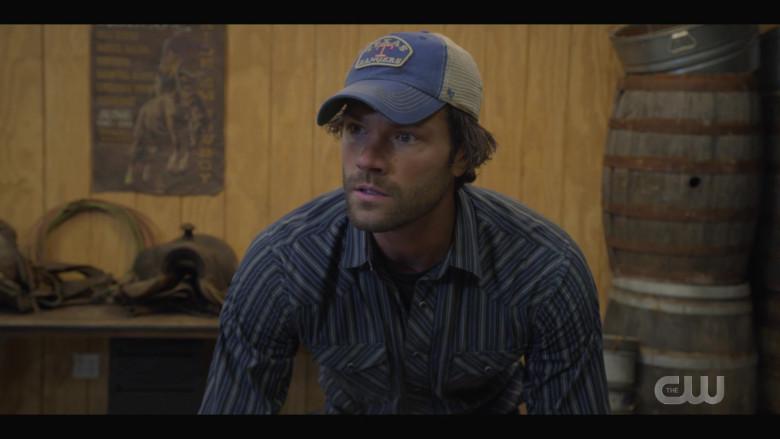 '47 Brand 'Texas Rangers' Cap Worn by Actor Jared Padalecki as Cordell in Walker S01E05 TV Show (5)