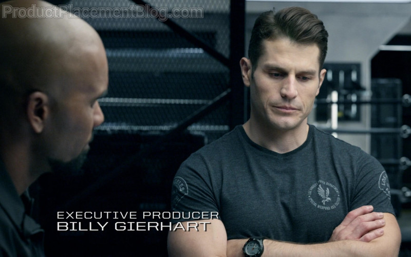5.11. Tactical Watch of Alex Russell as Jim Street in S.W.A.T. S04E09 (1)