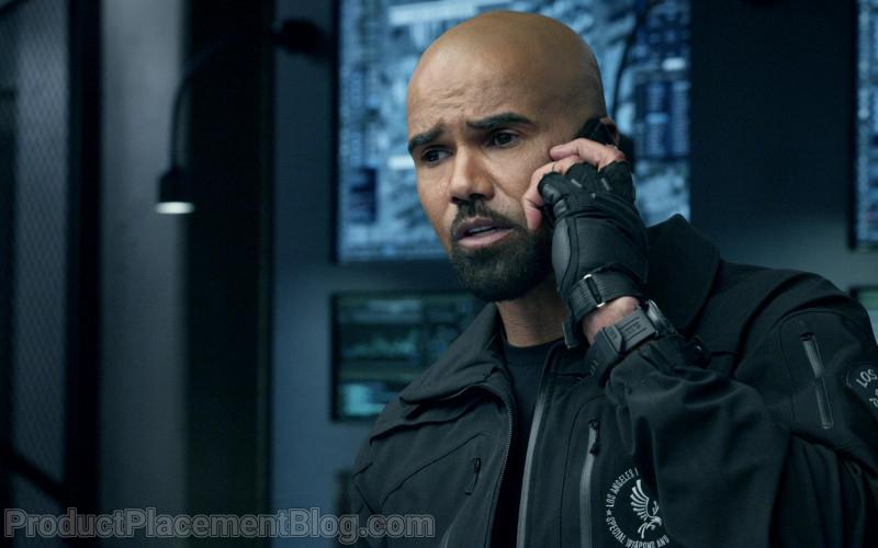 5.11. Tactical Watch of Shemar Moore as Daniel 'Hondo' Harrelson in S.W.A.T. S04E09 Next of Kin (2021)