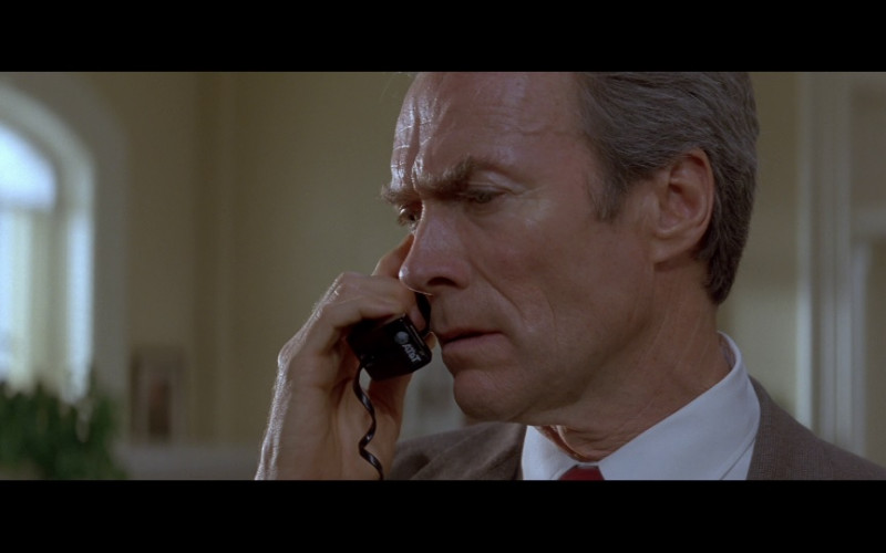 AT&T Phone Used by Clint Eastwood as Frank Horrigan in In the Line of Fire (1993)