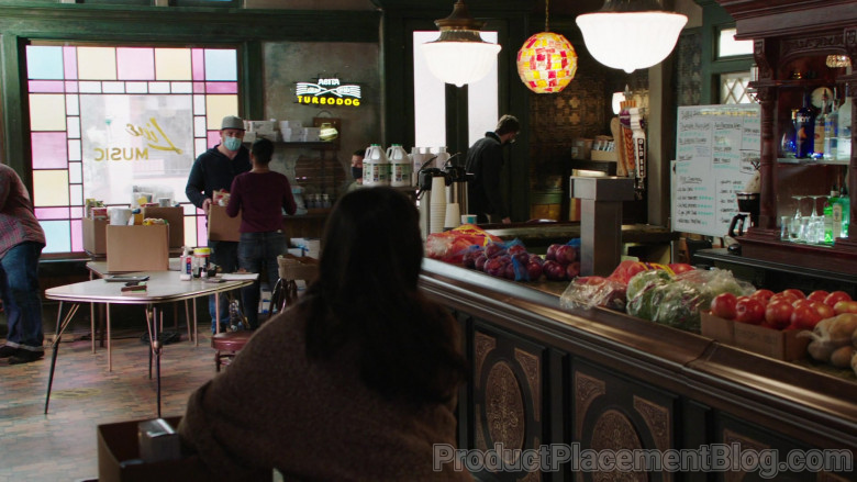 Abita Turbodog Beer Sign in NCIS New Orleans S07E08 (2)