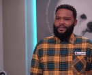 Acne Studios Plaid Shirt of Anthony Anderson as Dre Johnson ...