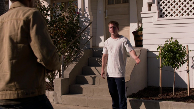 Adidas Men's Sneakers Worn by Jeremy Allen White as Philip 'Lip' Gallagher in Shameless S11E05 Slaughter (2021)
