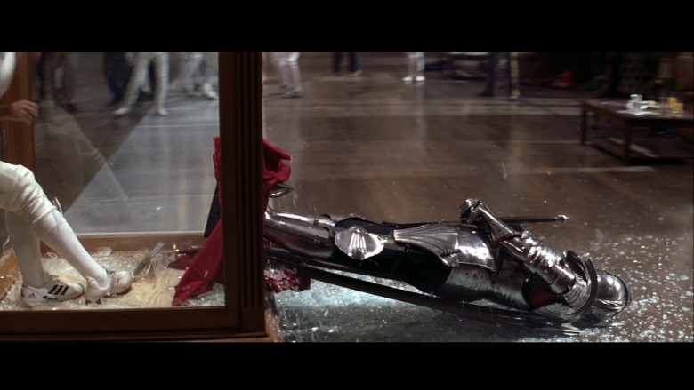 Adidas Sneakers in Die Another Day (2002)