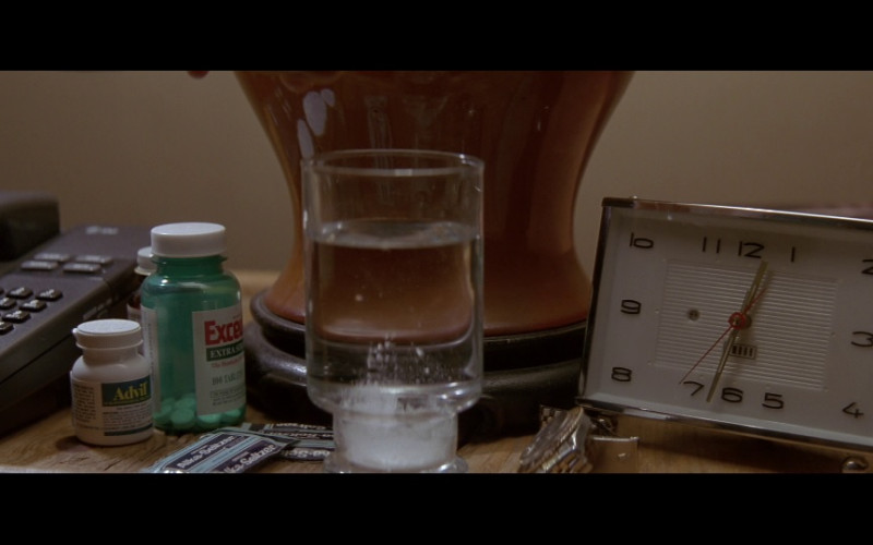 Advil, Excedrin & Alka-Seltzer in In the Line of Fire (1993)
