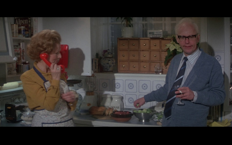 Alpen Muesli in For Your Eyes Only (1981)