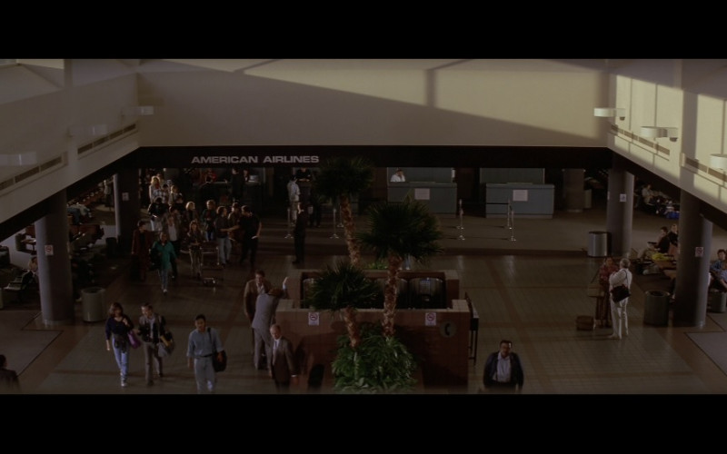 American Airlines in In the Line of Fire (1993)