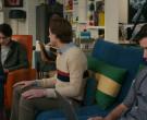 Apple MacBook Laptop of Tenzing Norgay Trainor as Trevor in ...