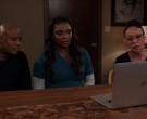 Apple MacBook Pro Laptop in Chicago Med S06E07 Better Is th...