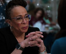 Apple Watch of S. Epatha Merkerson as Sharon Goodwin in Chic...