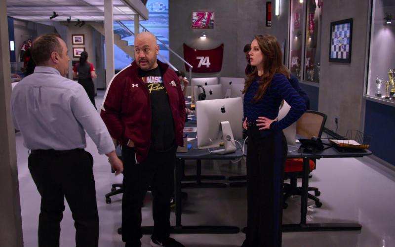 Apple iMac Computers in The Crew S01E01