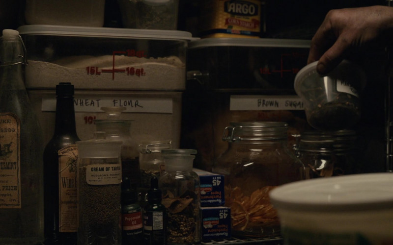 Argo Corn Starch in Servant S02E06 Espresso (2021)