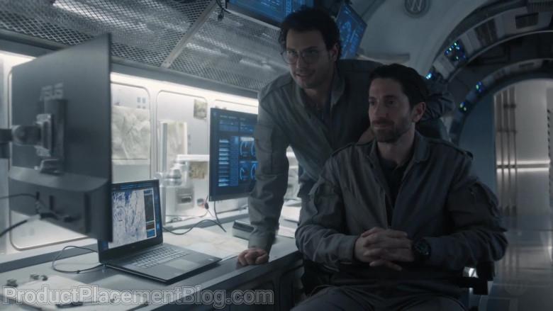 Asus Monitor in Snowpiercer S02E04